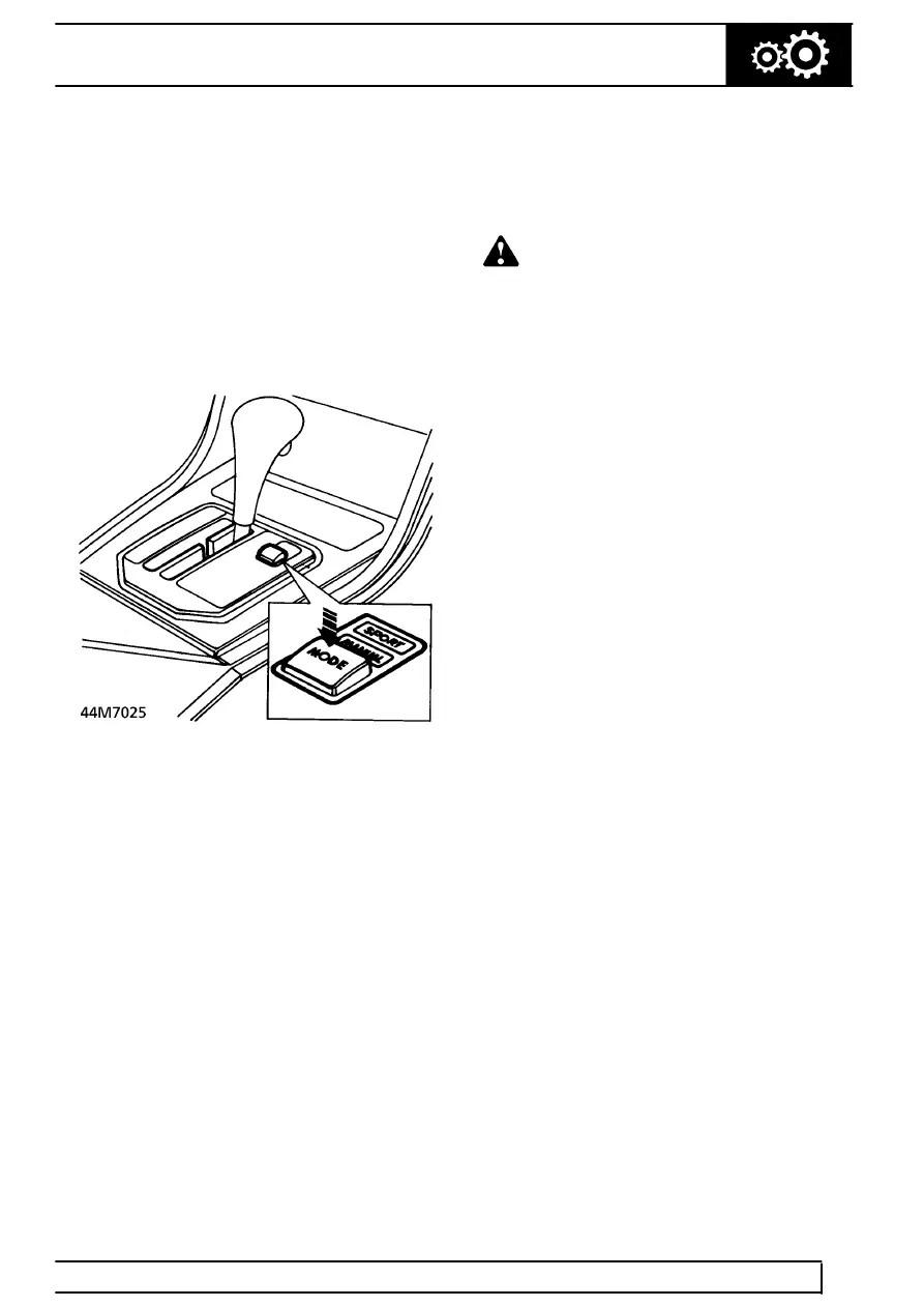 Land Rover Workshop Manuals > Range Rover P38 > 44