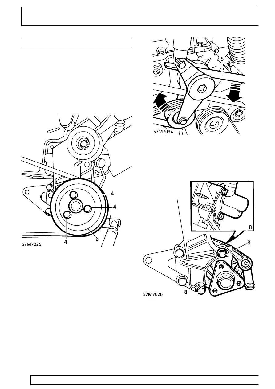 Land Rover Workshop Manuals > Range Rover P38 > 57