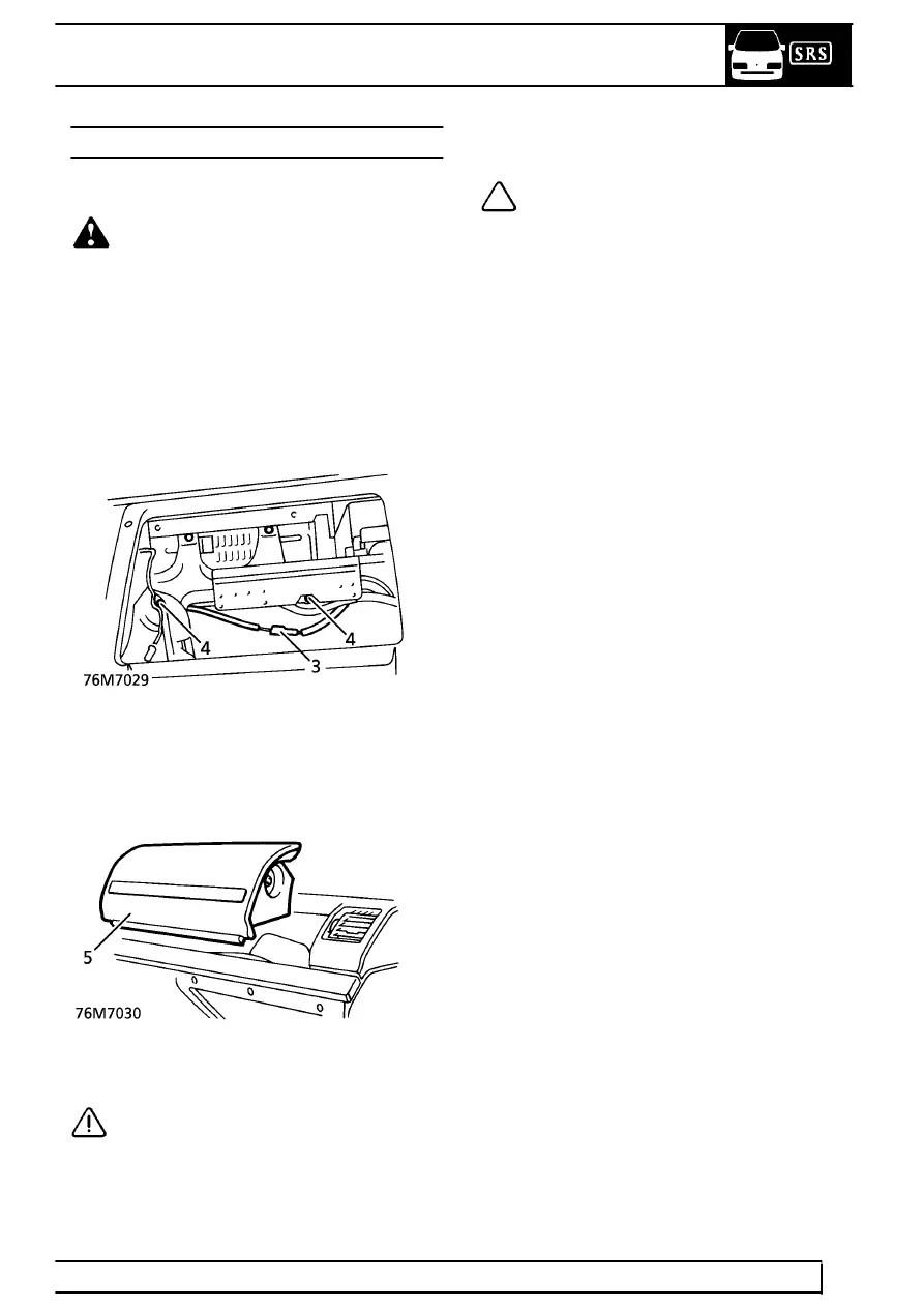 Land Rover Workshop Manuals > Range Rover P38 > 75