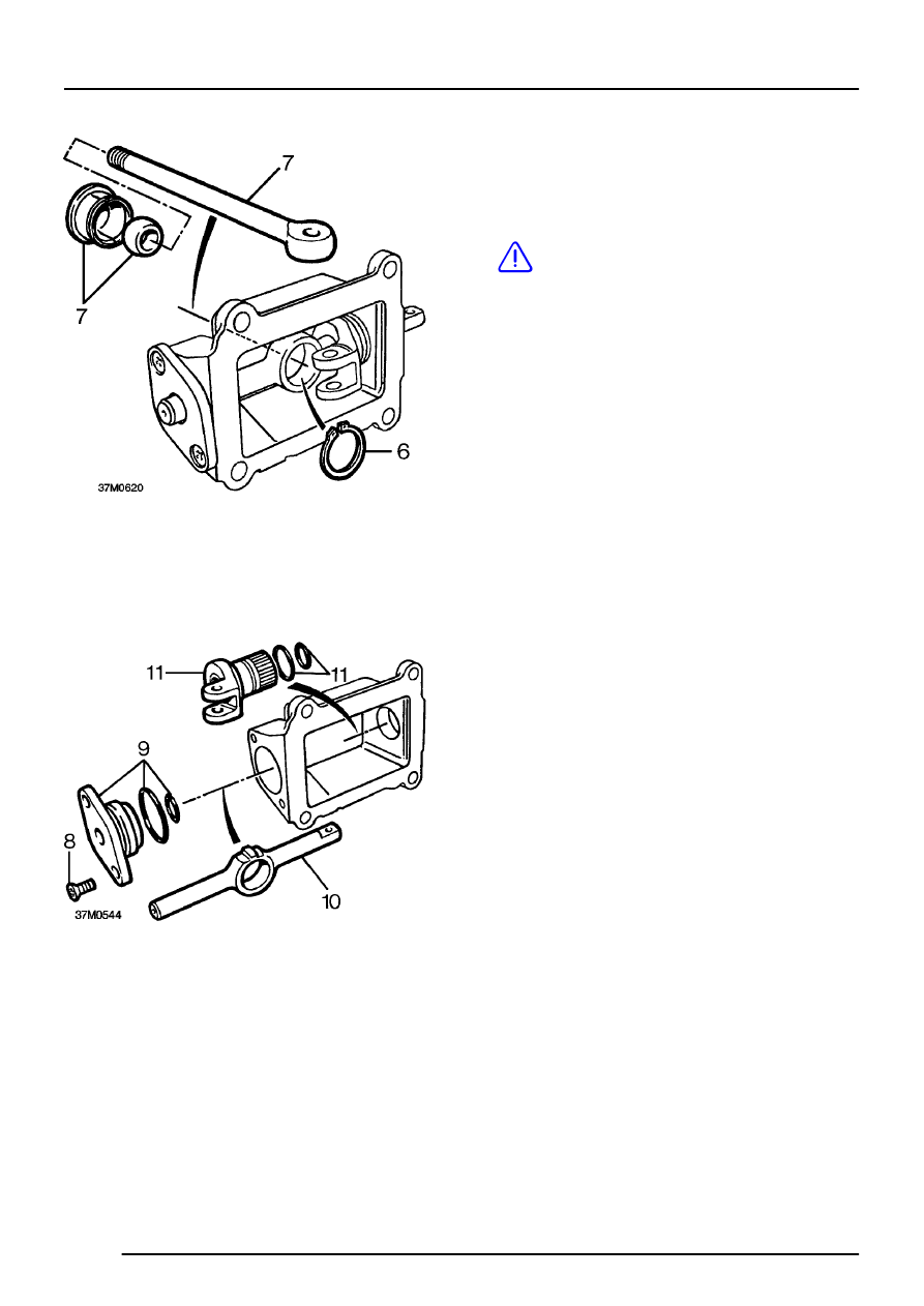 Land Rover Workshop Manuals > R380 Manual Gearbox Overhaul