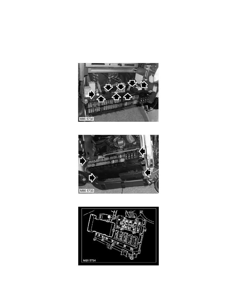 200344l V8 Range Rover Fuse Box Diagram