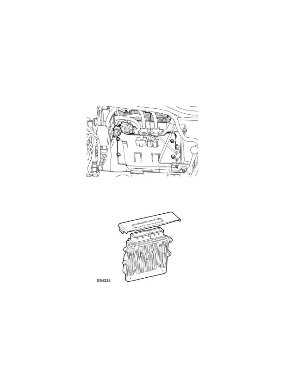 Land Rover Workshop Manuals > Range Rover Sport (LS) V8-4