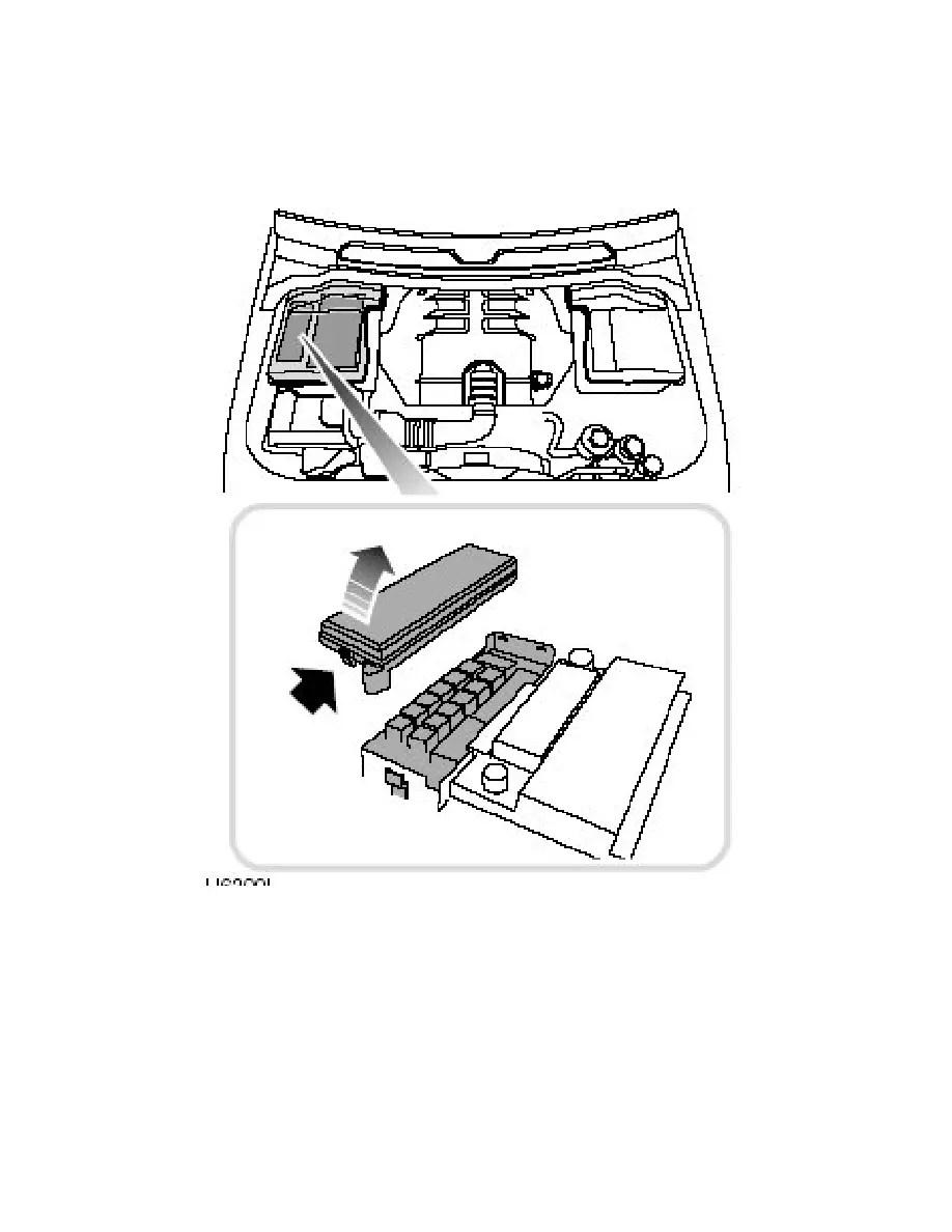 Land Rover Workshop Manuals > Range Rover Sport (LS) V8-5