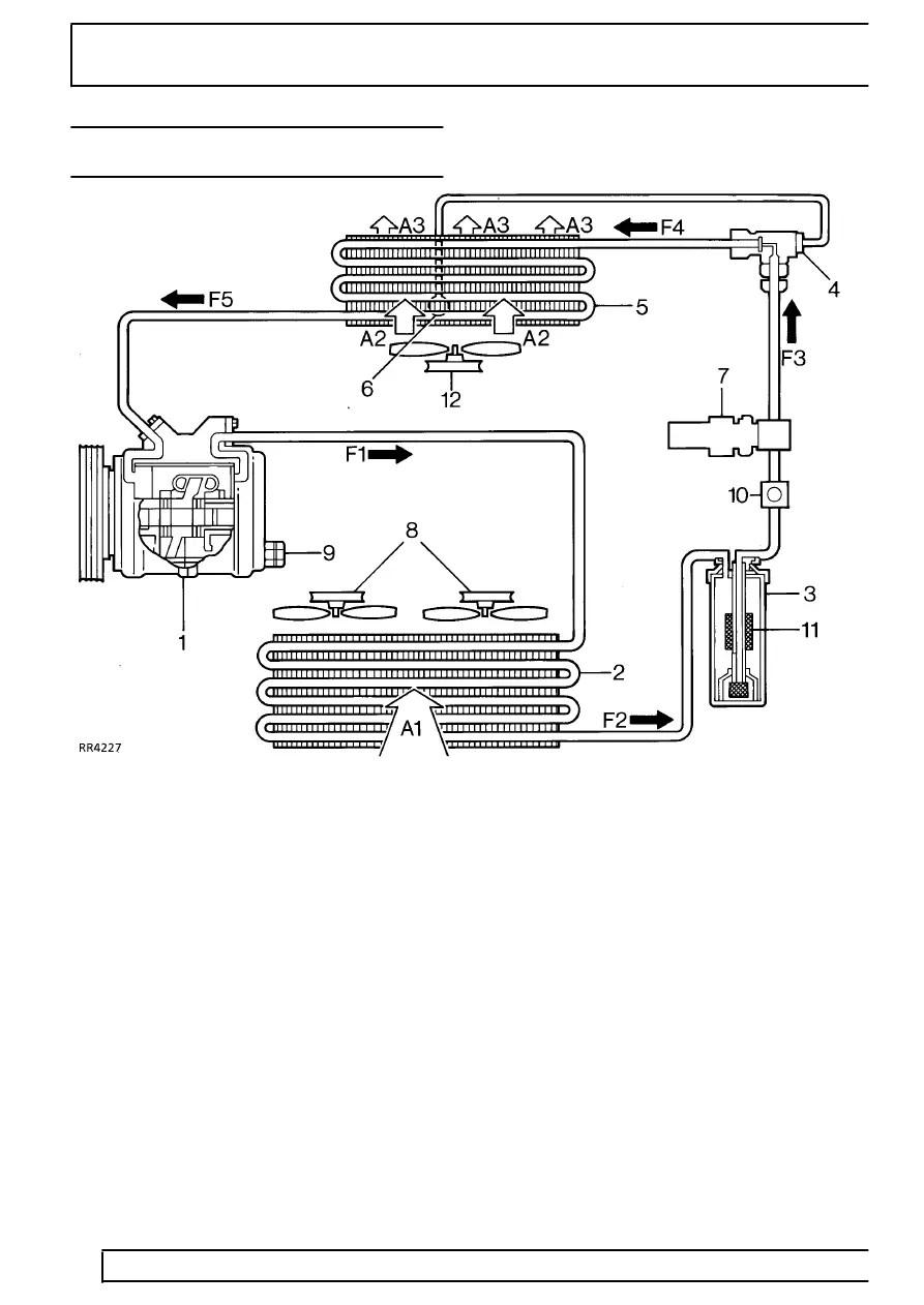 hight resolution of land rover workshop manuals u003e range rover classic u003e 82 air range rover classic