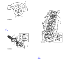land rover workshop manuals u003e engine overhaul manual v8 4 0 4 6 rh workshop manuals com v8 engine internal diagram v6 engine diagram [ 893 x 1262 Pixel ]
