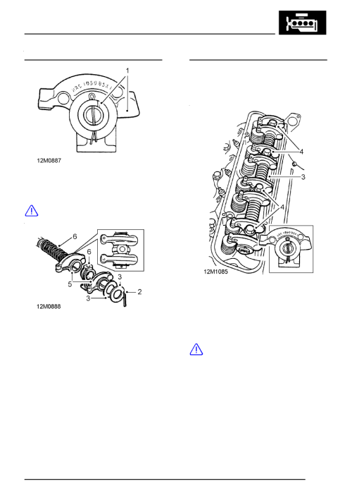 small resolution of land rover workshop manuals u003e engine overhaul manual v8 4 0 4 6 rh workshop manuals com v8 engine internal diagram v6 engine diagram