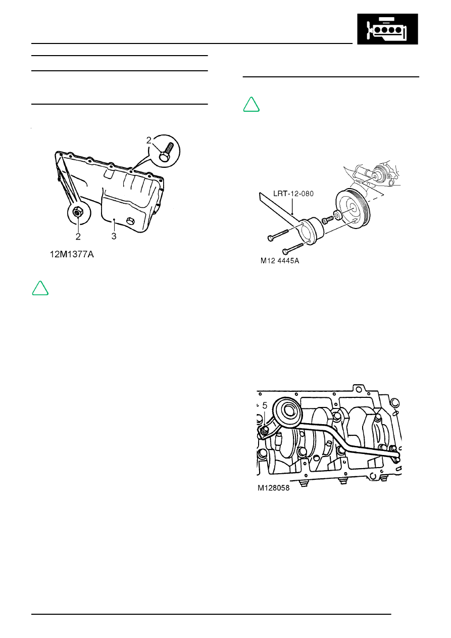 Land Rover Workshop Manuals > Engine Overhaul Manual v8 4