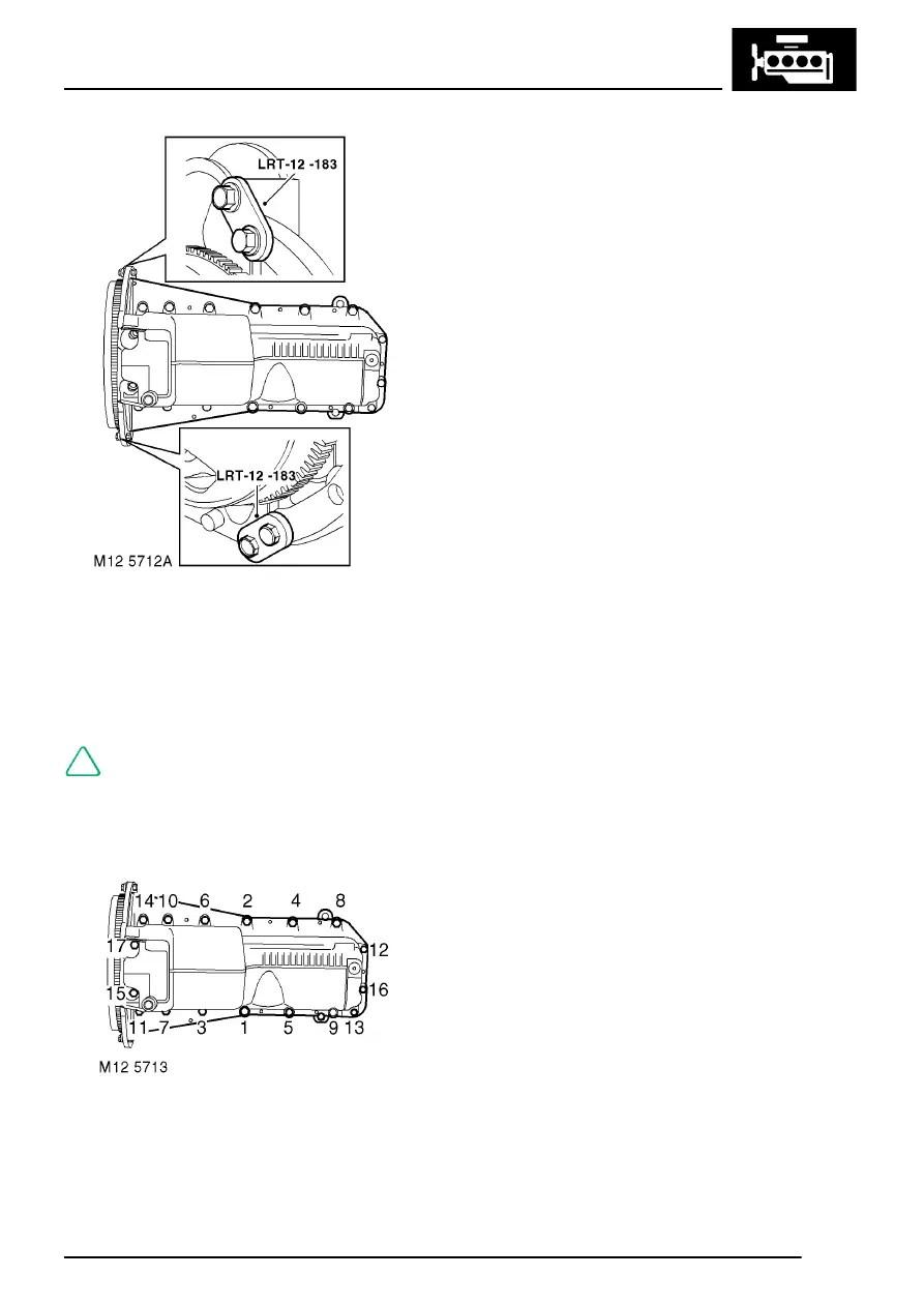Land Rover Workshop Manuals > Engine Overhaul Manual v8 4