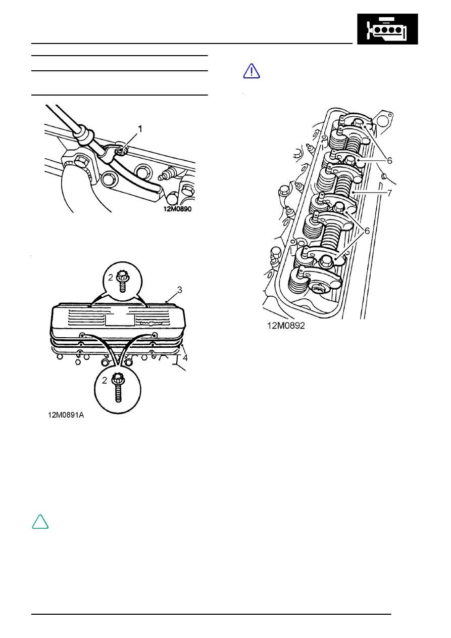 Land Rover Workshop Manuals > V8 Engine 3.5 3.9 4.2