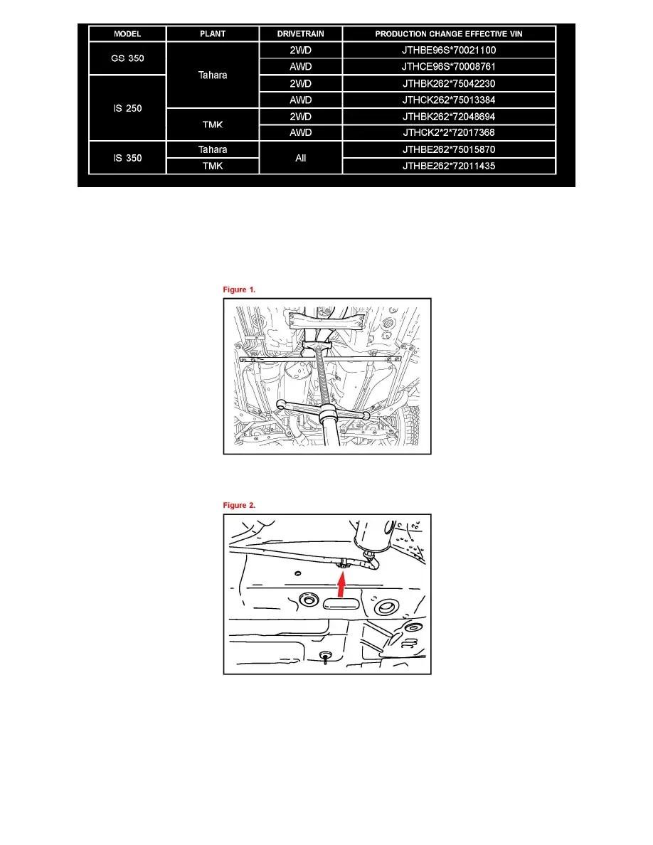 Lexus Workshop Manuals > IS 250 AWD V6-2.5L (4GR-FSE