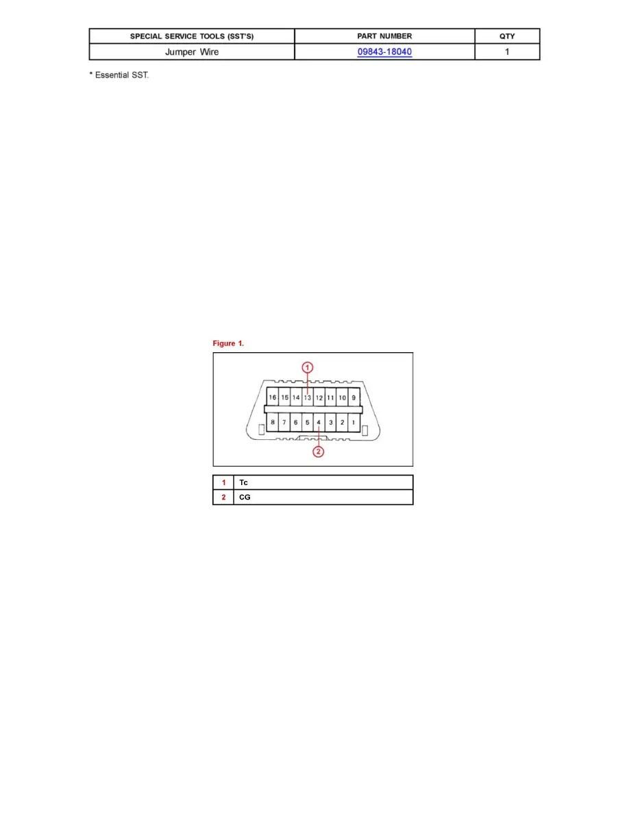 Lexus Workshop Manuals > IS 250 RWD V6-2.5L (4GR-FSE