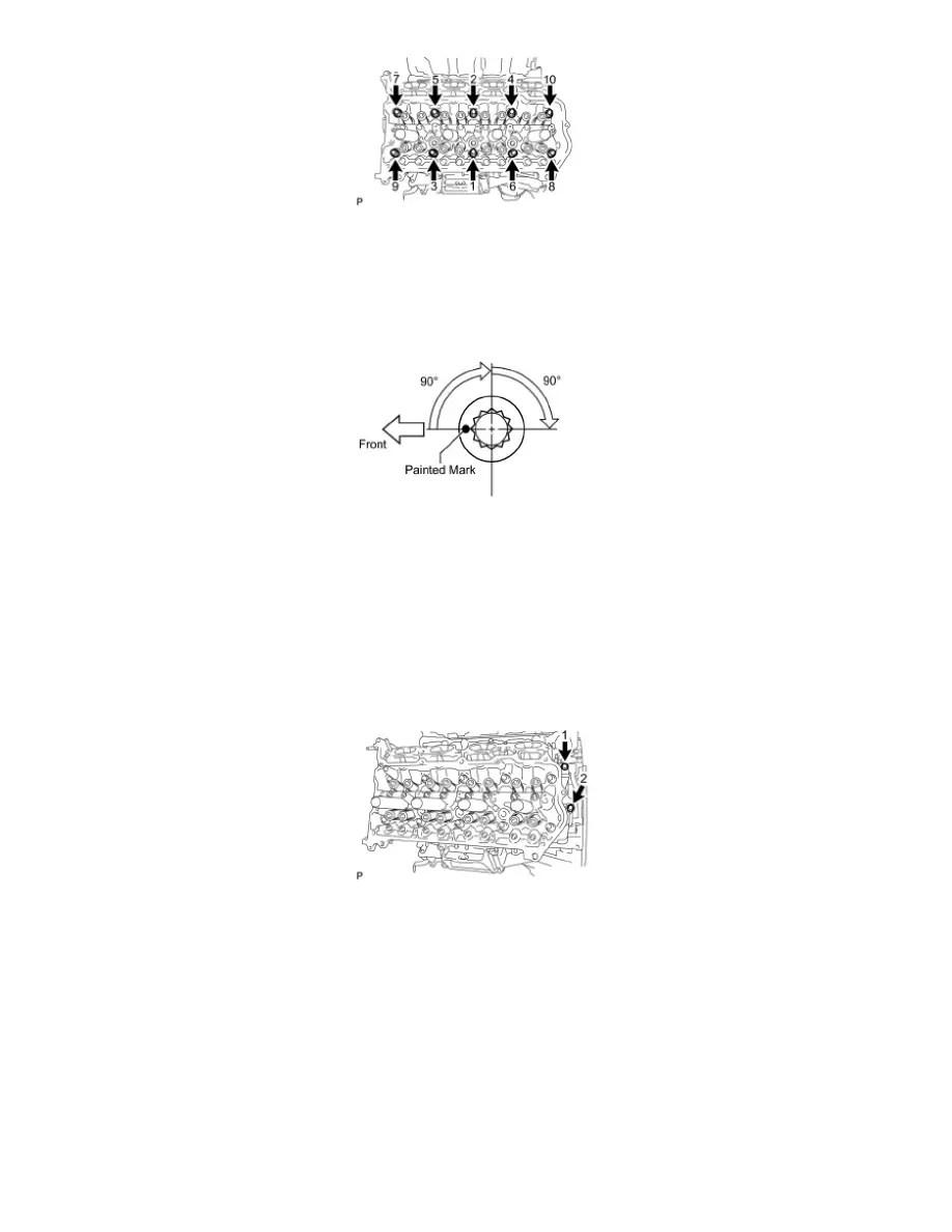 Lexus Workshop Manuals > LX 570 V8-5.7L (3UR-FE) (2010