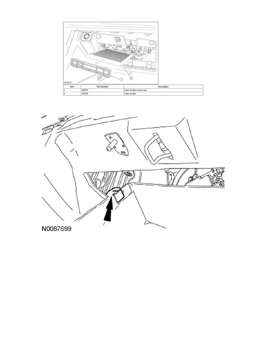 Lincoln Workshop Manuals > MKS AWD V6-3.5L Turbo (2011