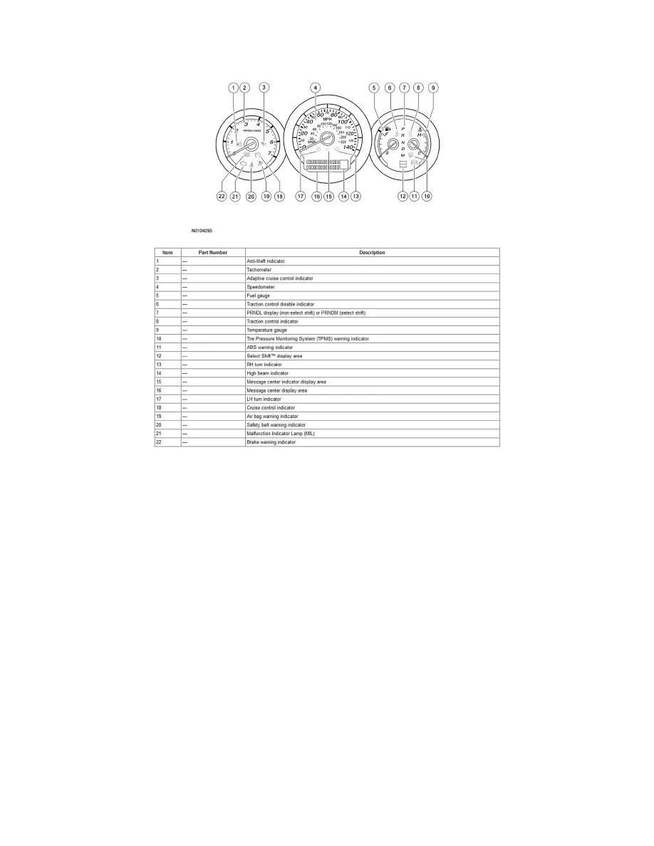 Lincoln Workshop Manuals > MKS FWD V6-3.7L (2011