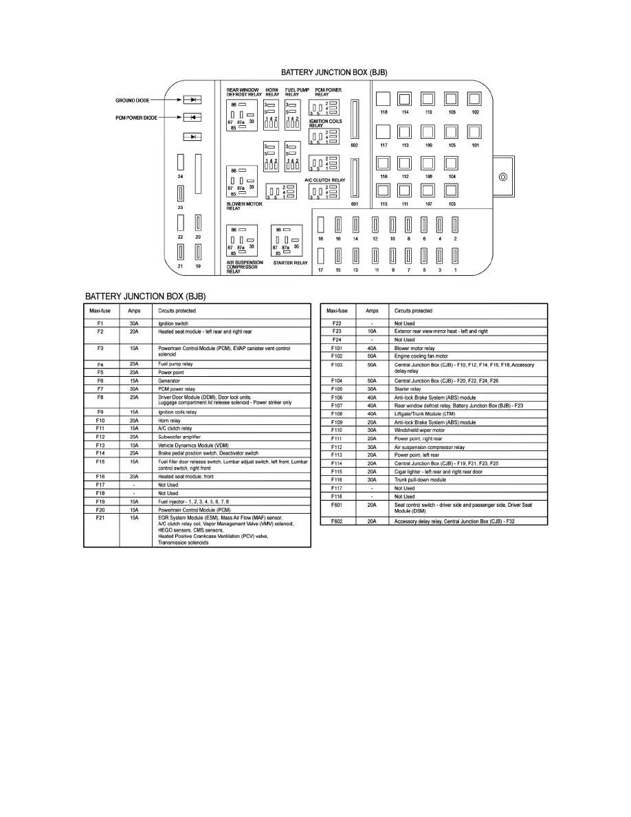 Lincoln Workshop Manuals > Town Car V8-4.6L (2008