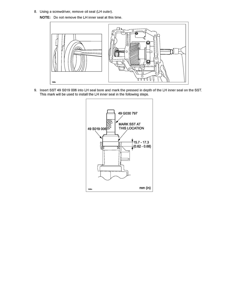 Mazda Workshop Manuals > CX-7 L4-2.3L Turbo (2007