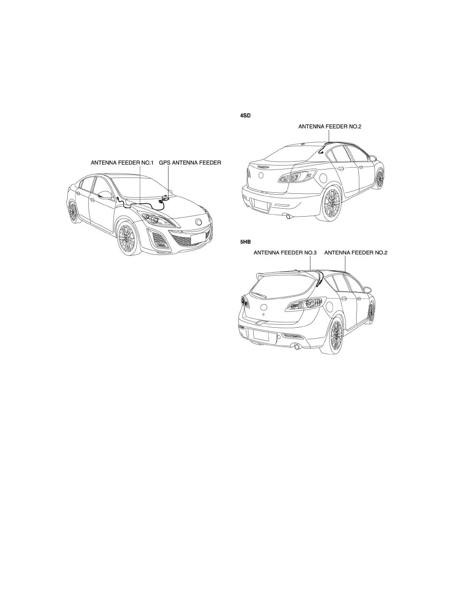 Mazda Workshop Manuals > Mazdaspeed3 L4-2.3L Turbo (2010