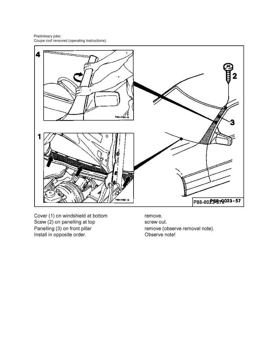 Mercedes Benz Workshop Manuals > 300SL (129.061) L6-3.0L