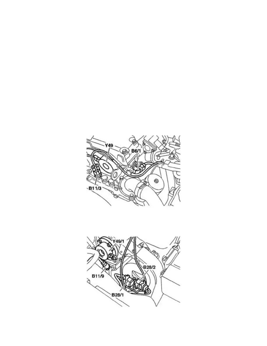 Mercedes Benz Workshop Manuals > C 230 (202.023) L4-2.3L