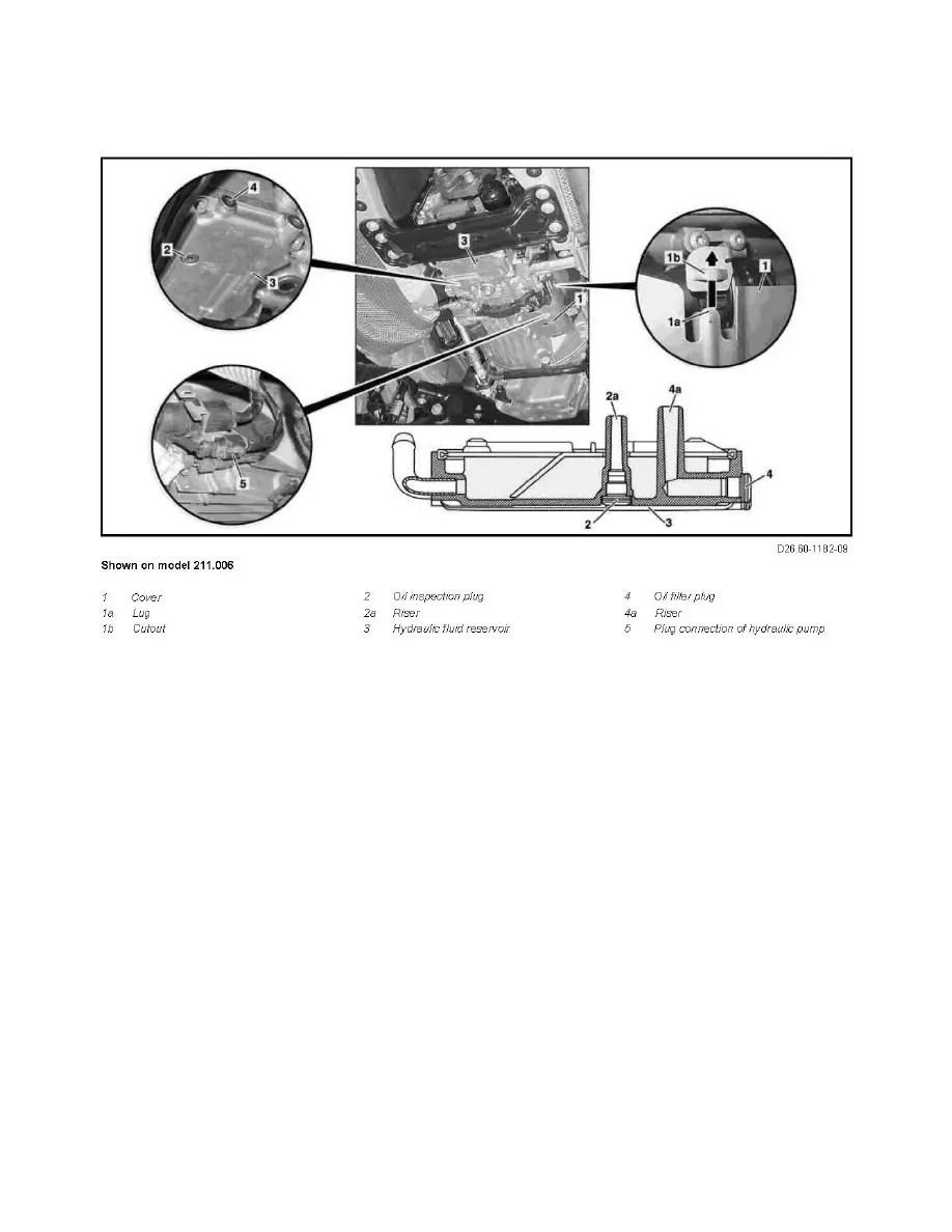 Mercedes Benz Workshop Manuals > C 240 4MATIC Sedan (203