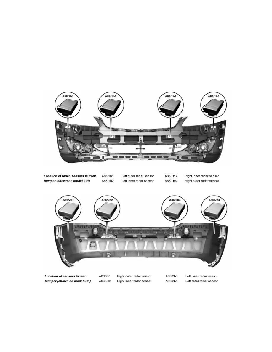 Mercedes Benz Workshop Manuals > CL 63 AMG (216.377) V8-6