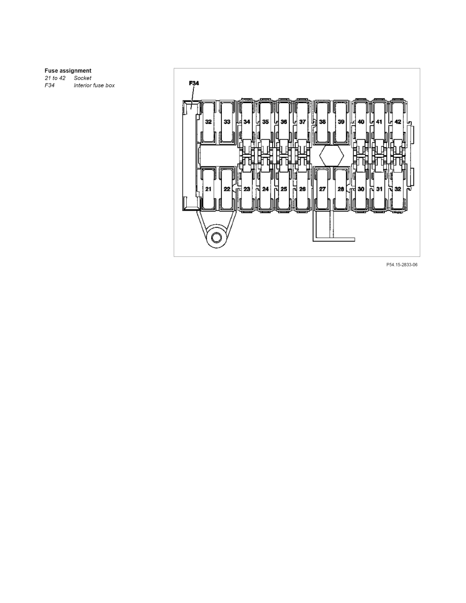 hight resolution of power and ground distribution fuse block component information description and operation gf54 15 p 0800q fuse and relay box as built configuration