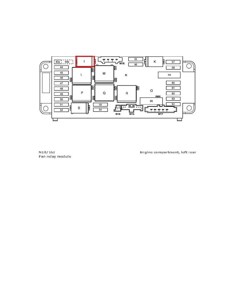 hight resolution of mercedes benz workshop manuals u003e clk 350 209 356 v6 3 5l mercedes clk relay diagram
