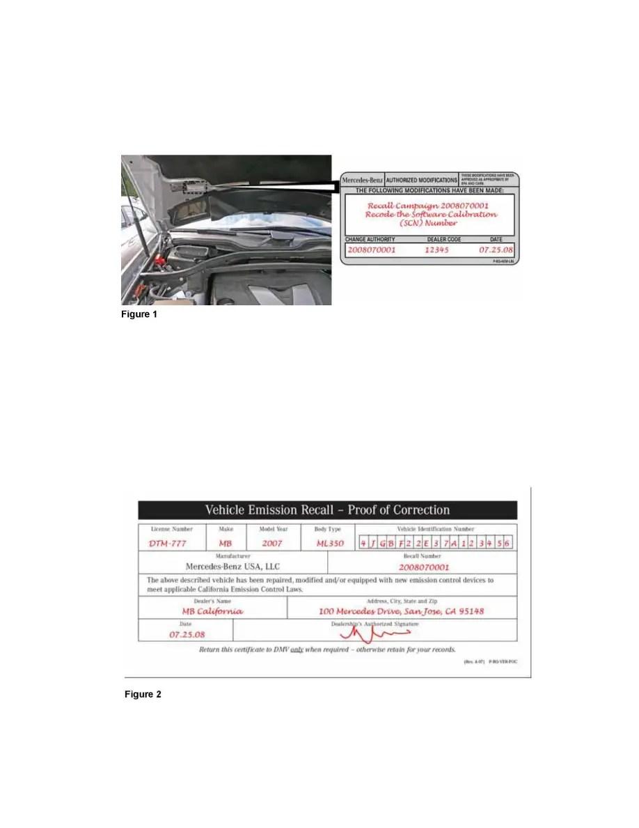 Mercedes Benz Workshop Manuals > CLK 500 (209.375) V8-5.0L