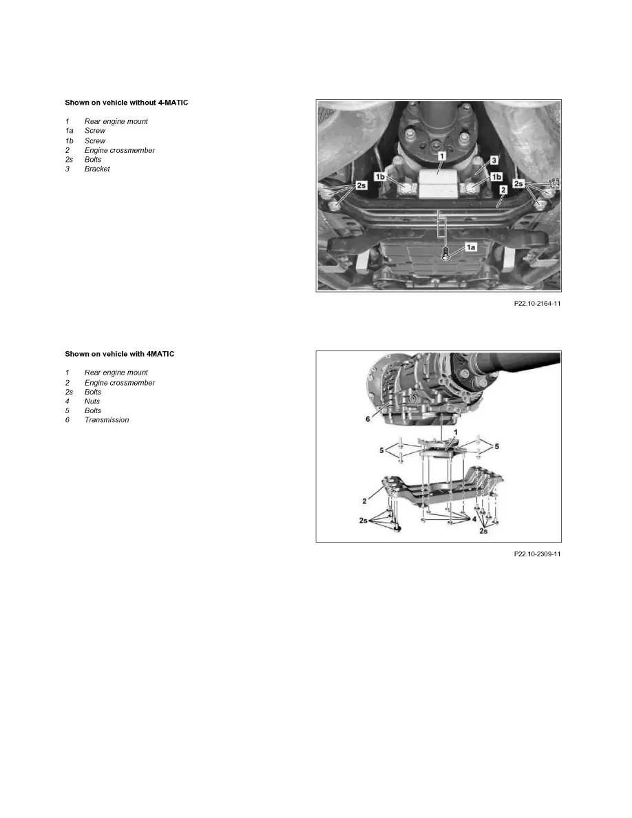 Mercedes Benz Workshop Manuals > E 350 4MATIC Sedan (212