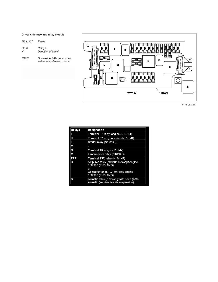 Mercedes Benz Workshop Manuals > E 350 Sedan (212.056) V6