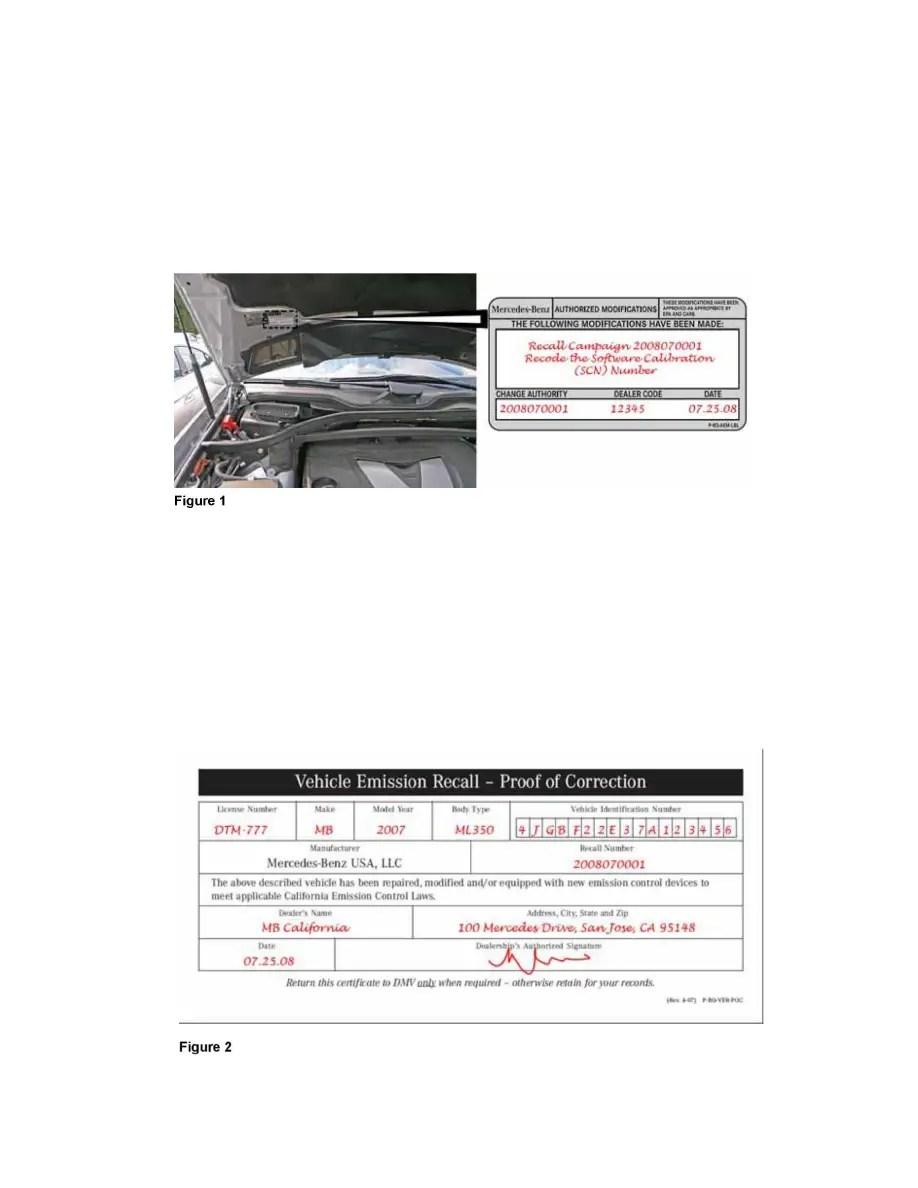 Mercedes Benz Workshop Manuals > GL 320 BLUETEC (164.825