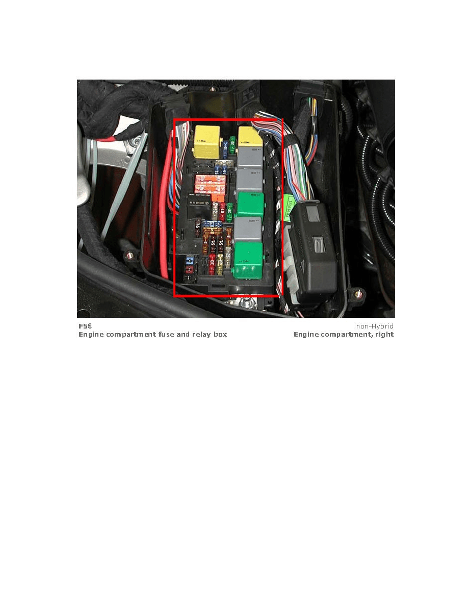 hight resolution of maintenance fuses and circuit breakers fuse block component information locations engine mercedes benz workshop manuals gl