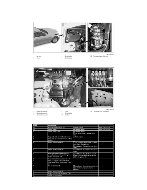 small resolution of mercedes benz workshop manuals u003e glk 350 4matic 204 987 v6 3 5lmaintenance u003e fuses and circuit breakers u003e fuse block u003e component