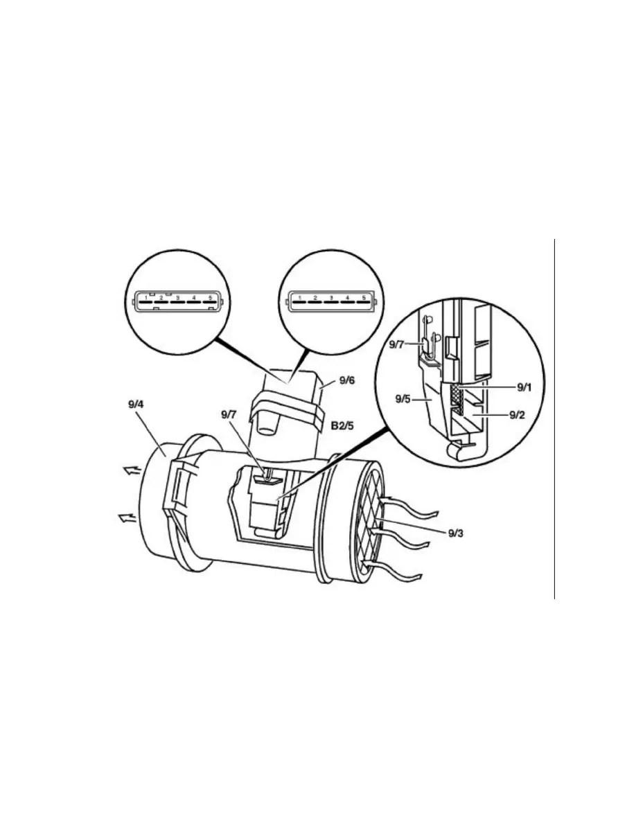 Mercedes Benz Workshop Manuals > ML 500 (163.175) V8-5.0L