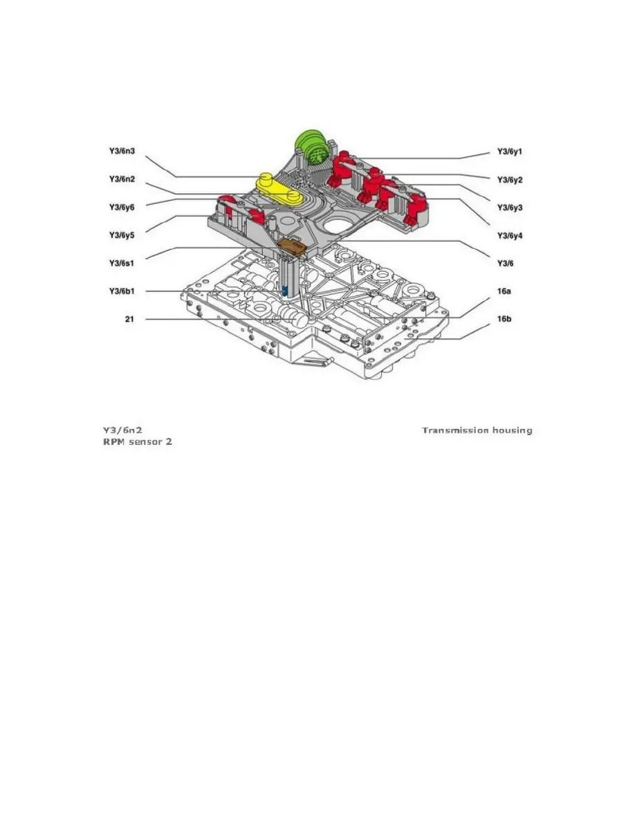 Mercedes Benz Transmission Speed Sensor Location ~ Corbin