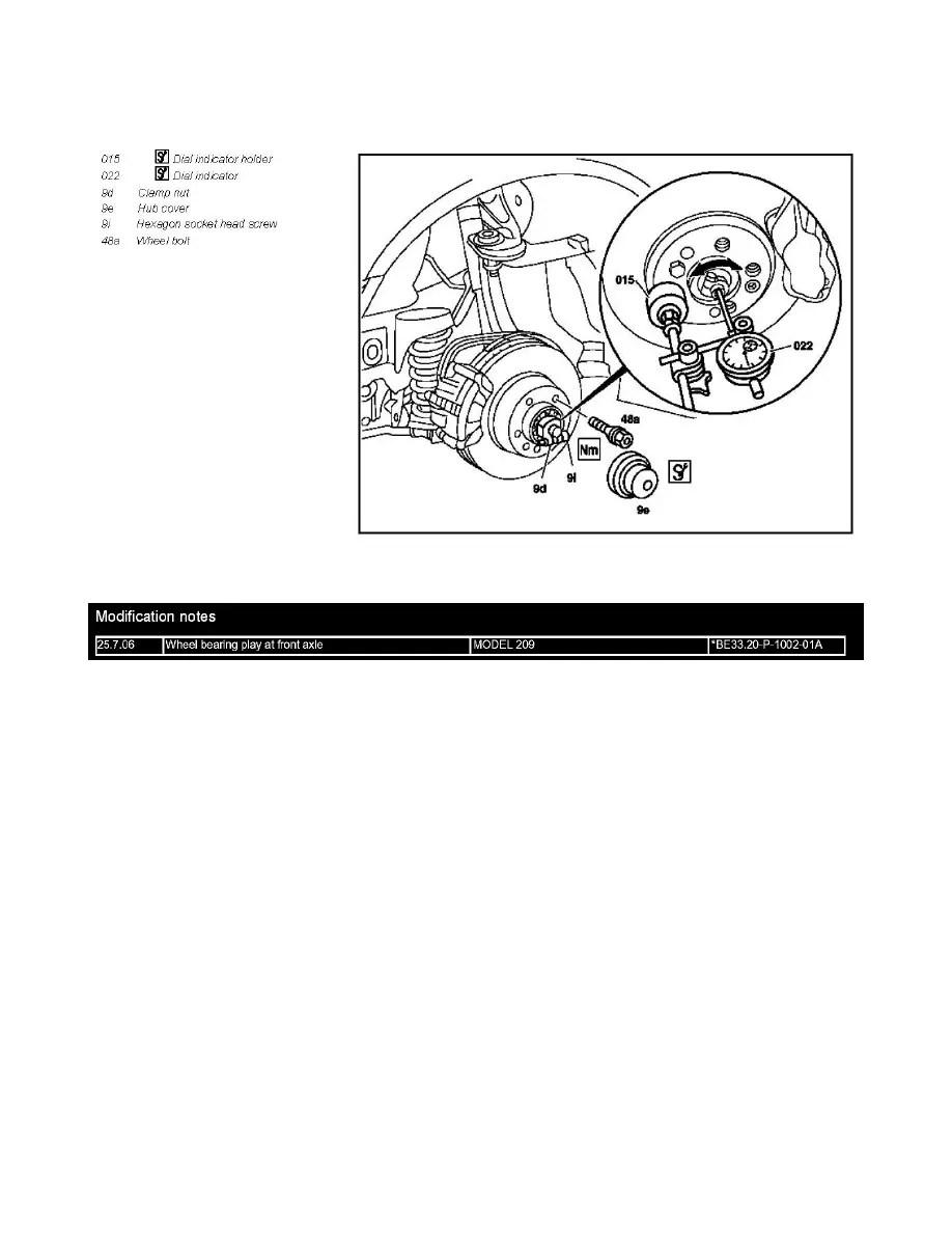 Mercedes Benz Workshop Manuals > SLK 350 (171.456) V6-3.5L