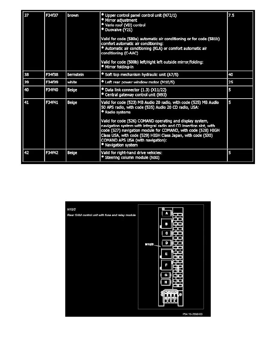 medium resolution of 2005 mercedes slk 350 fuse diagram wiring diagram database slk fuse box diagram 2005 mercedes slk