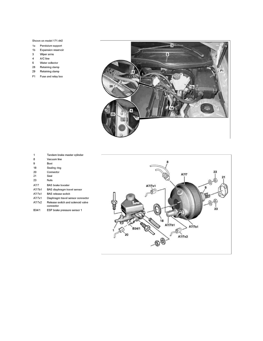 Mercedes Benz Workshop Manuals > SLK 55 AMG (171.473) V8-5