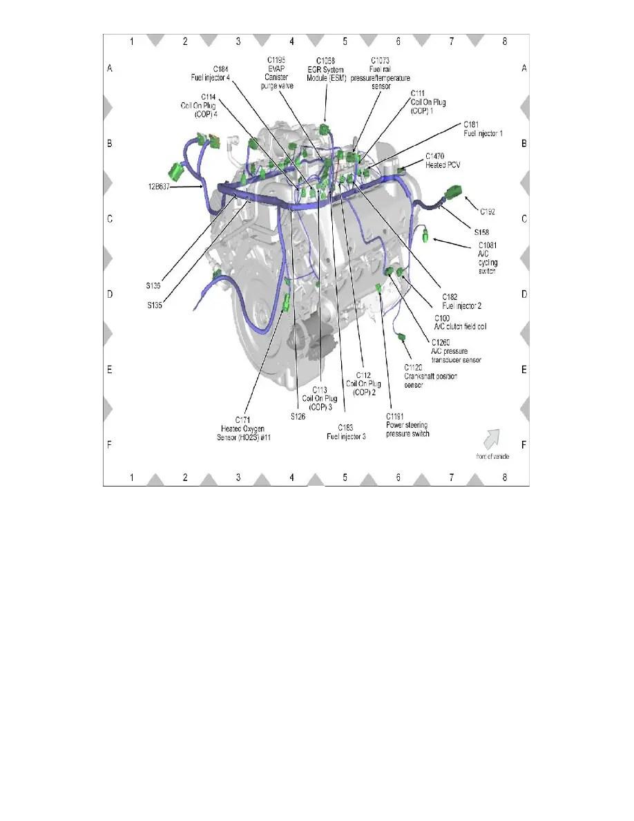 Mercury Workshop Manuals > Grand Marquis V8-4.6L (2008