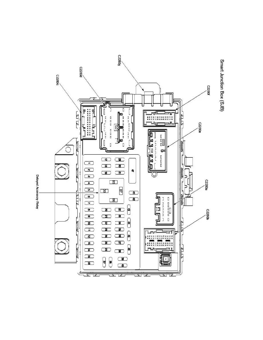 Mercury Workshop Manuals > Mariner 4WD L4-2.5L (2010
