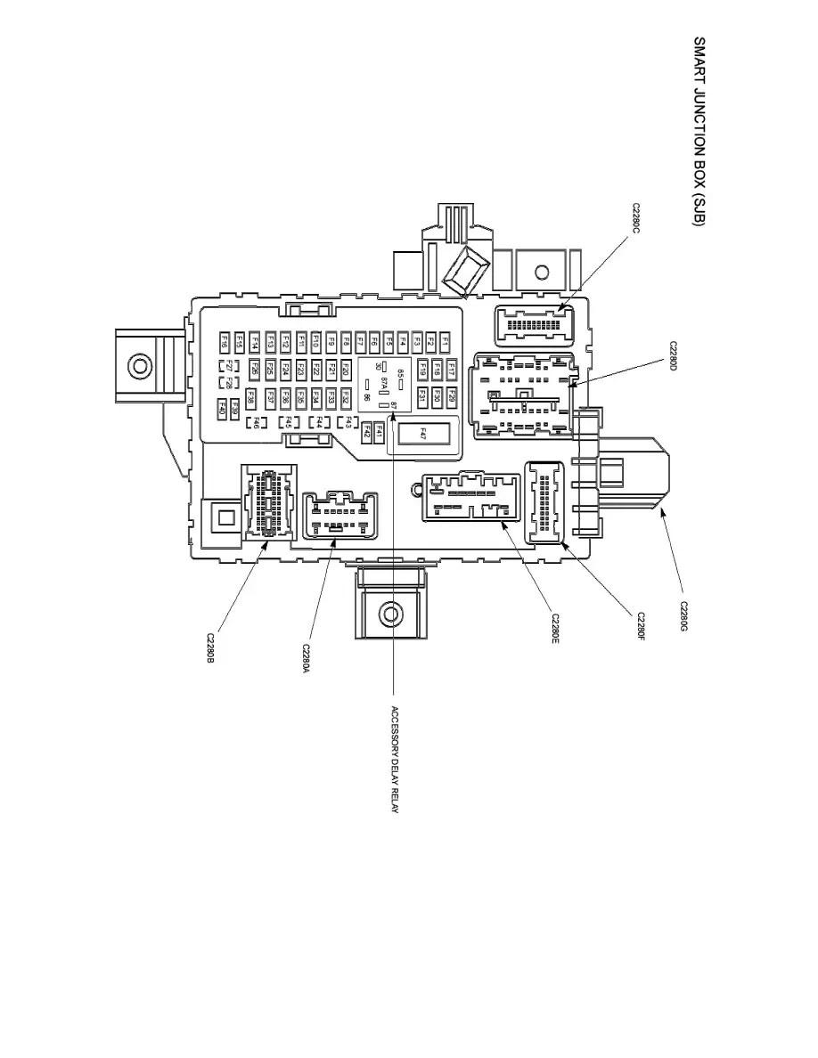 Mercury Workshop Manuals > Sable AWD V6-3.5L (2008