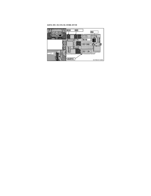 small resolution of heating and air conditioning compressor clutch relay component information locations