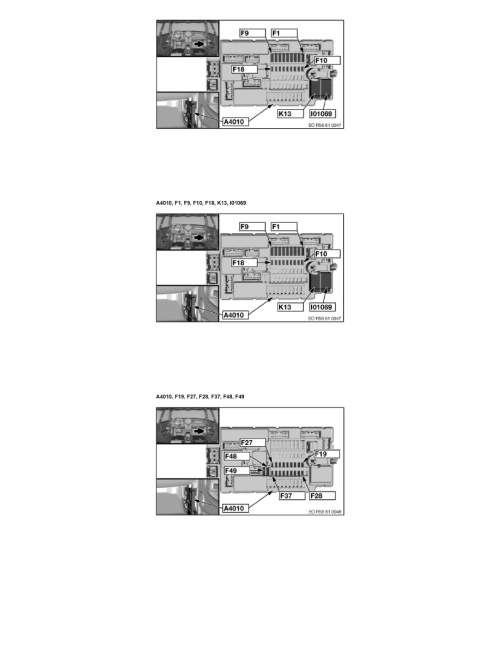 small resolution of maintenance fuses and circuit breakers fuse component information locations fuse box locations page 276