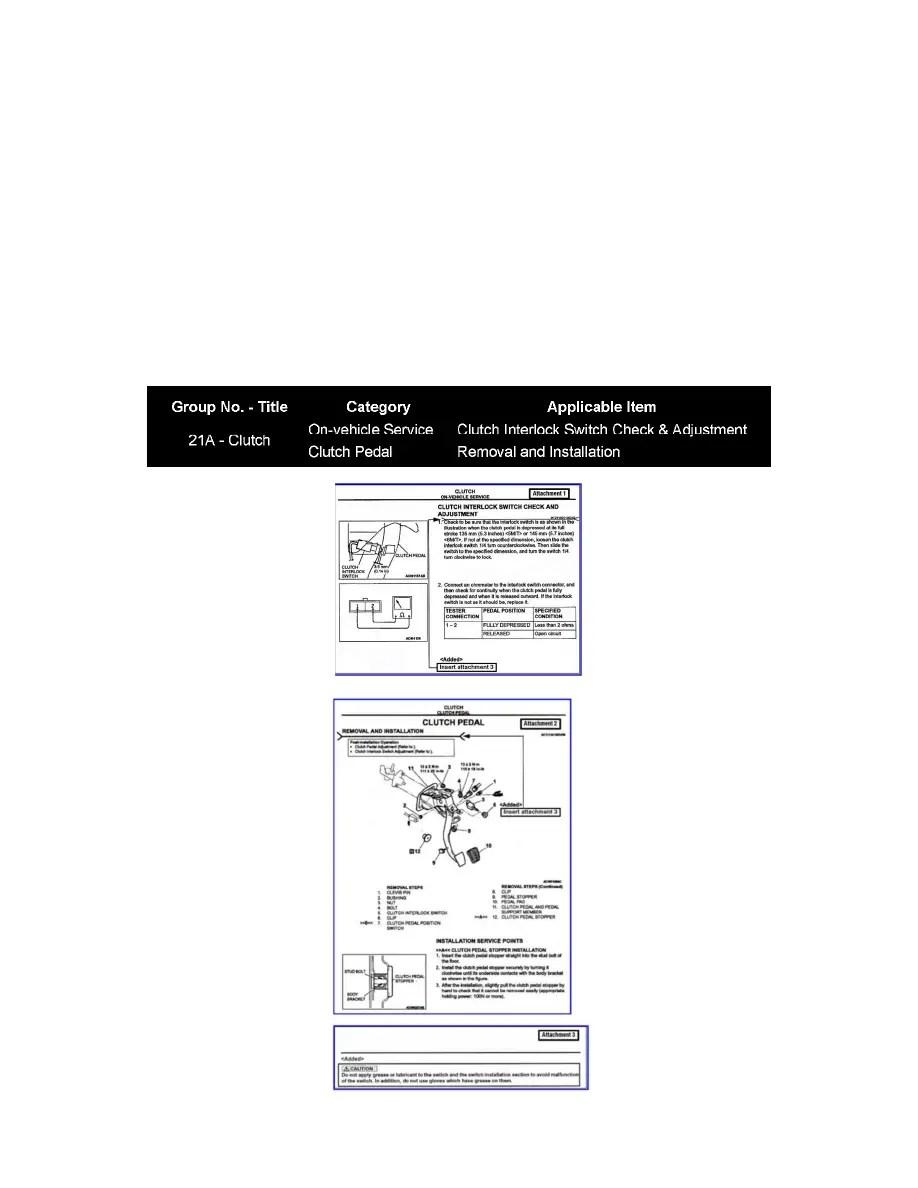 Mitsubishi Workshop Manuals > Eclipse V6-3.0L SOHC (2003