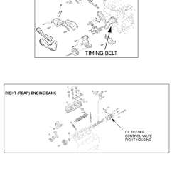 engine cooling and exhaust engine cylinder head assembly rocker arm assembly component information technical service bulletins customer  [ 918 x 1188 Pixel ]