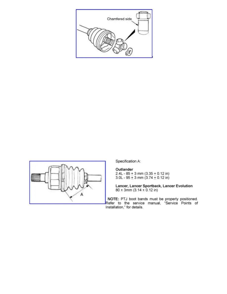 Mitsubishi Workshop Manuals > Lancer Evolution L4-2.0L