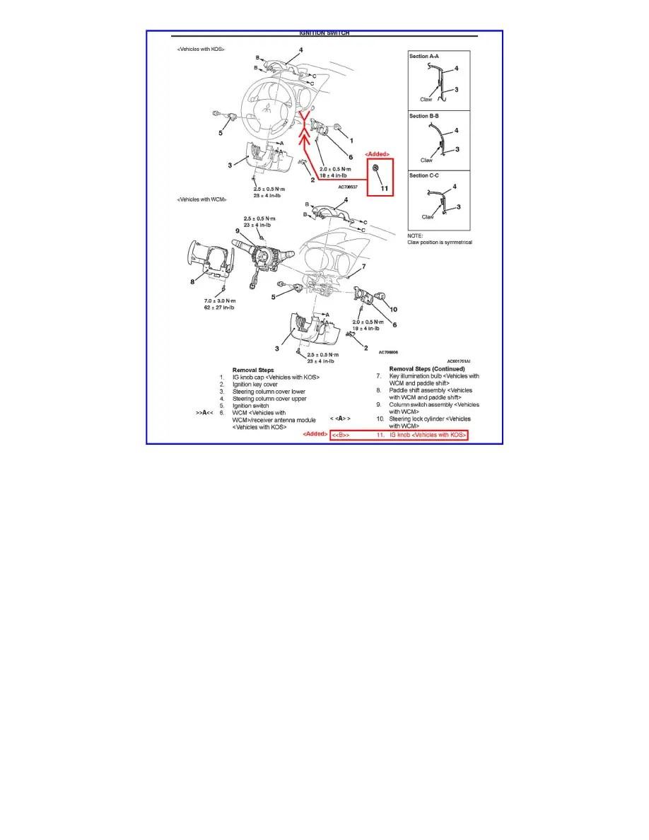 Mitsubishi Workshop Manuals > Outlander AWD V6-3.0L (6B31