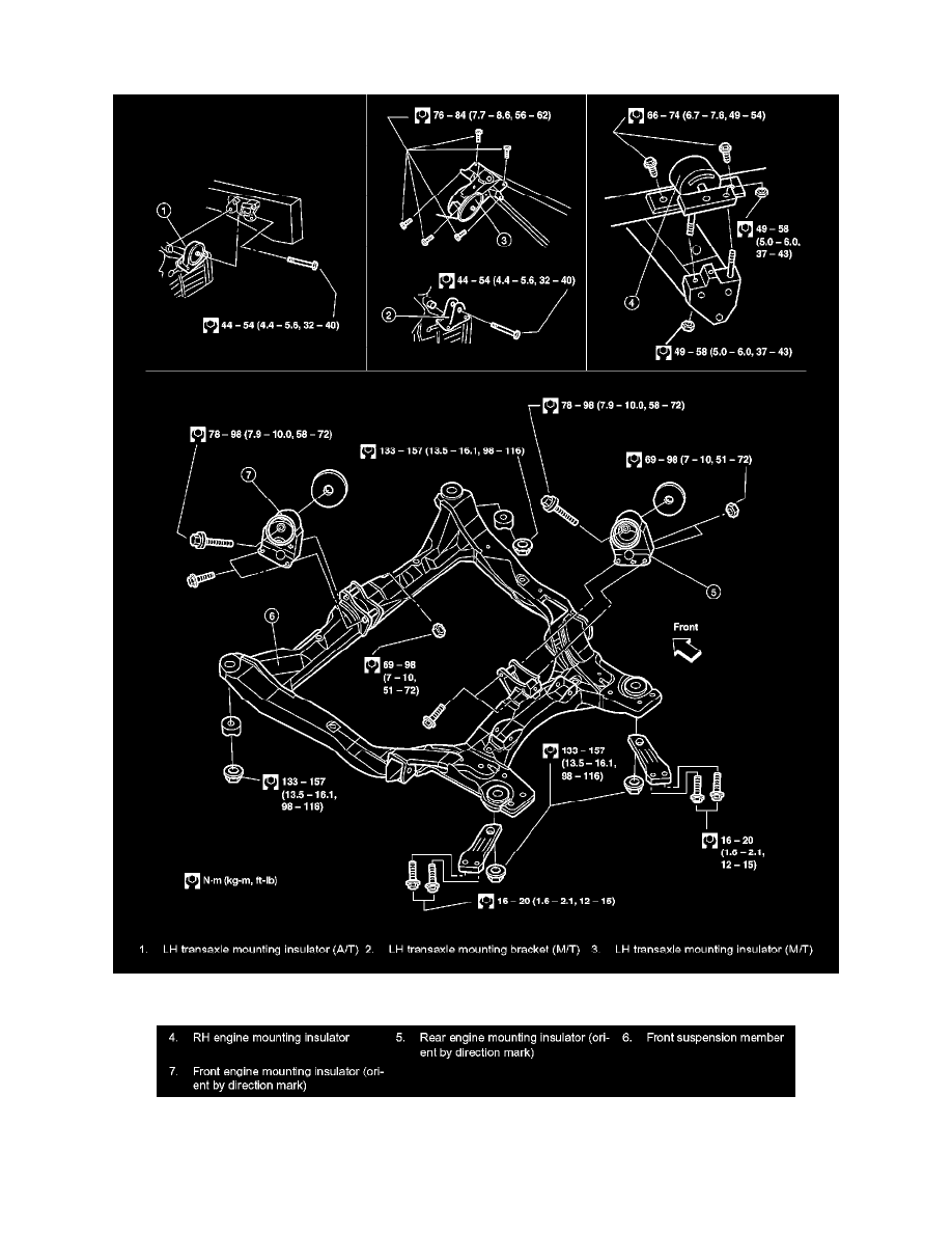 hight resolution of engine cooling and exhaust engine drive belts mounts brackets and accessories engine mount component information diagrams