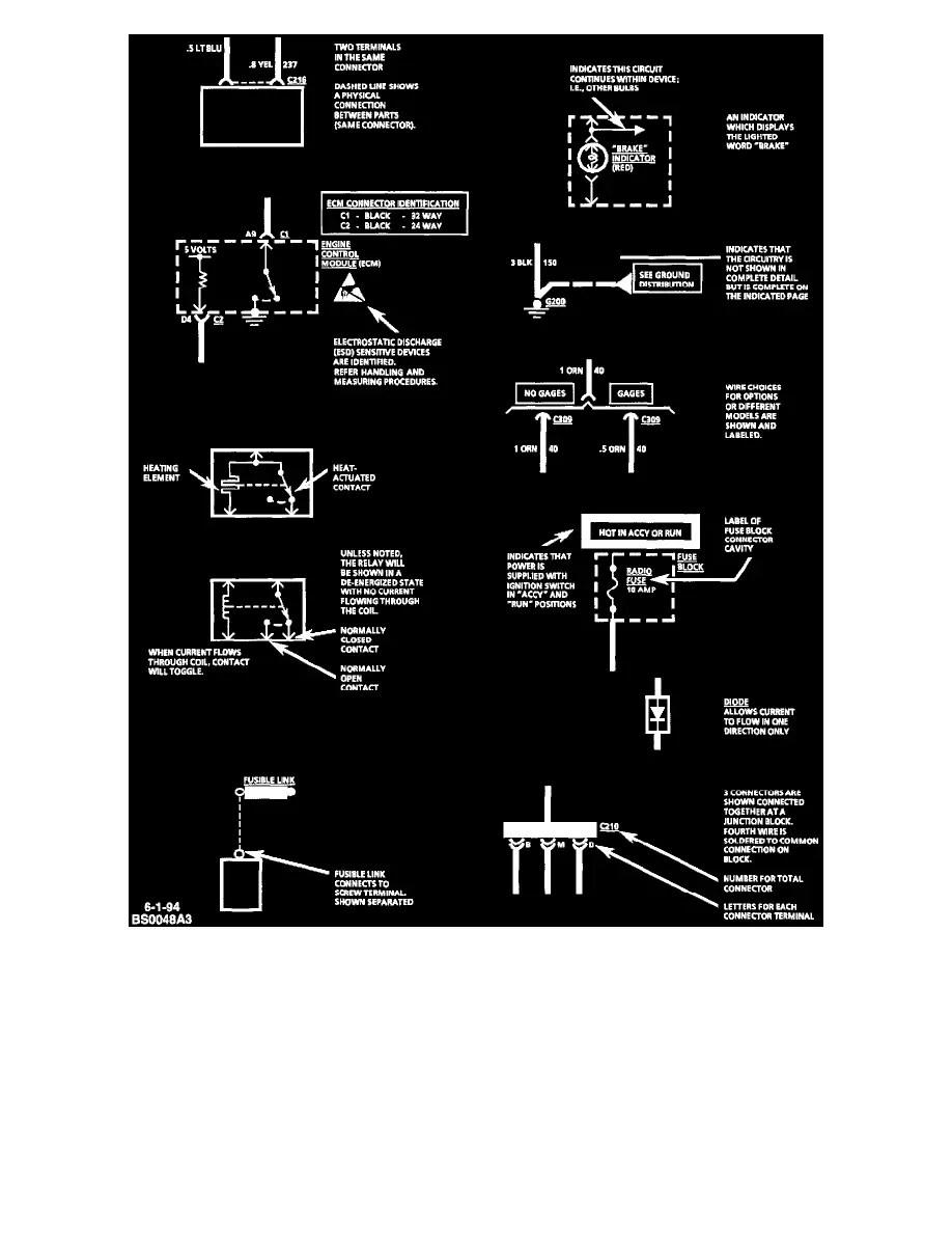 hight resolution of oldsmobile workshop manuals u003e cutlass ciera v6 3100 3 1l mfi vin m rh workshop manuals com oldsmobile 88 engine diagram chevrolet impala engine diagram