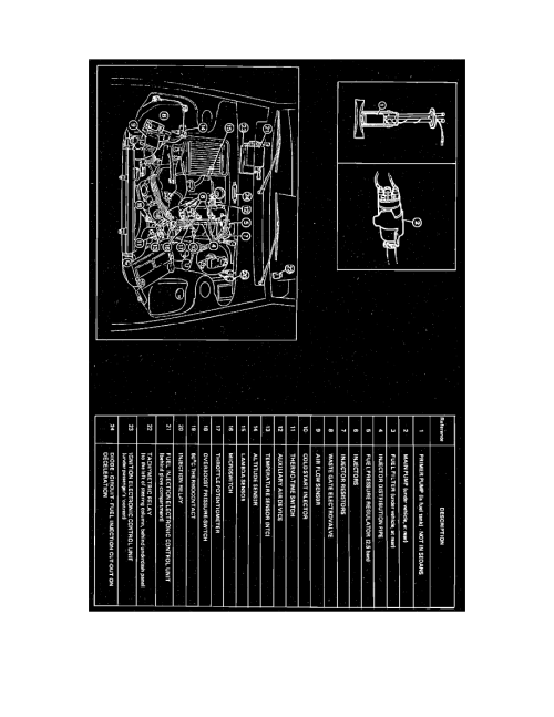 small resolution of peugeot 505 wiring diagram